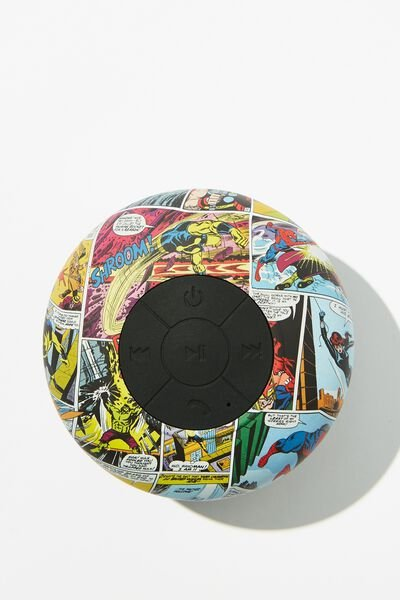 Shower Speaker, LCN MARVEL YARDAGE