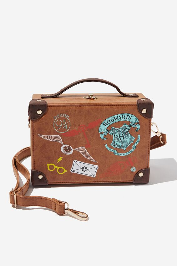 Harry Potter Cross Body Case, LCN WB HPO STICKERS