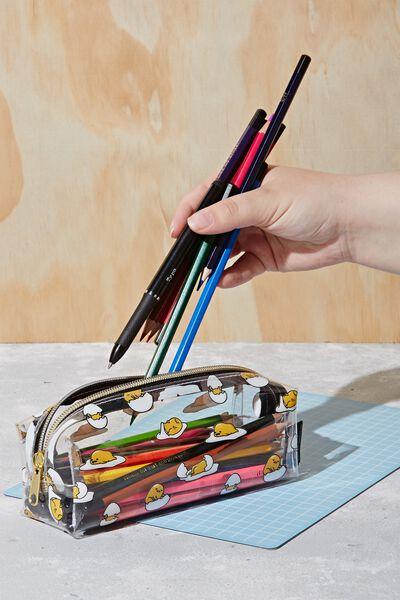 Bailey Pencil Case, LCN SAN GU GUDETAMA