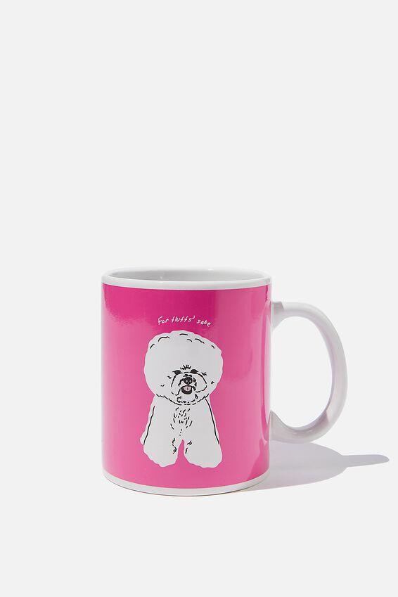 Anytime Mug, FOR FLUFFS SAKE