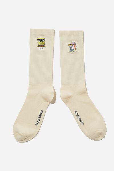 Socks, LCN NIC SP CHARACTERS