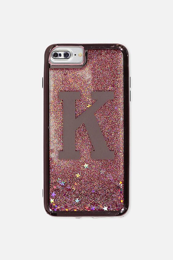 Shake It Phone Case 6, 7, 8 Plus, ROSE GOLD K