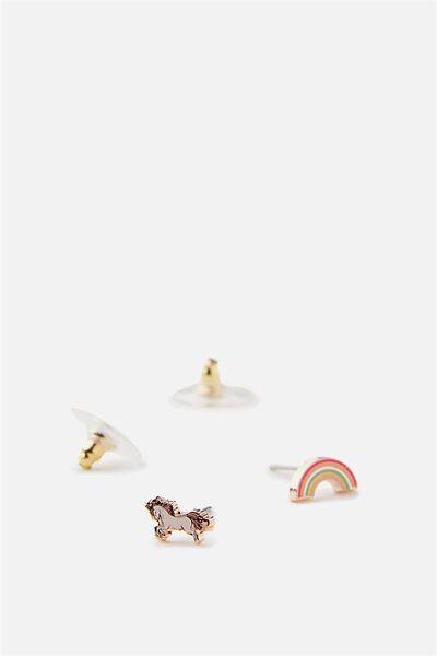 Novelty Earrings, UNICORN UPDATE