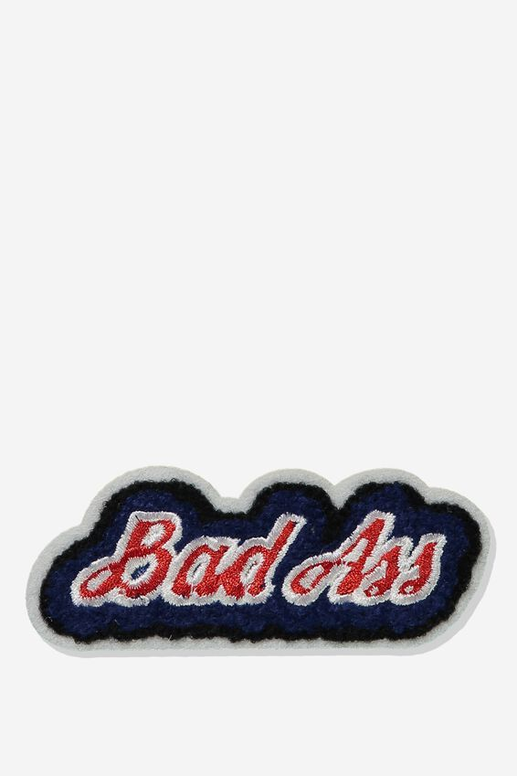 Fabric Badge, BAS ASS!