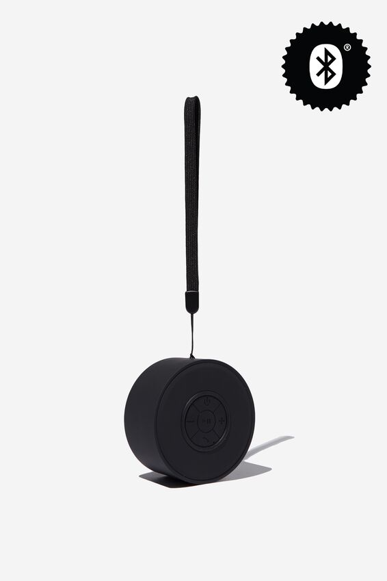 Wanderer Wireless Speaker, BLACK