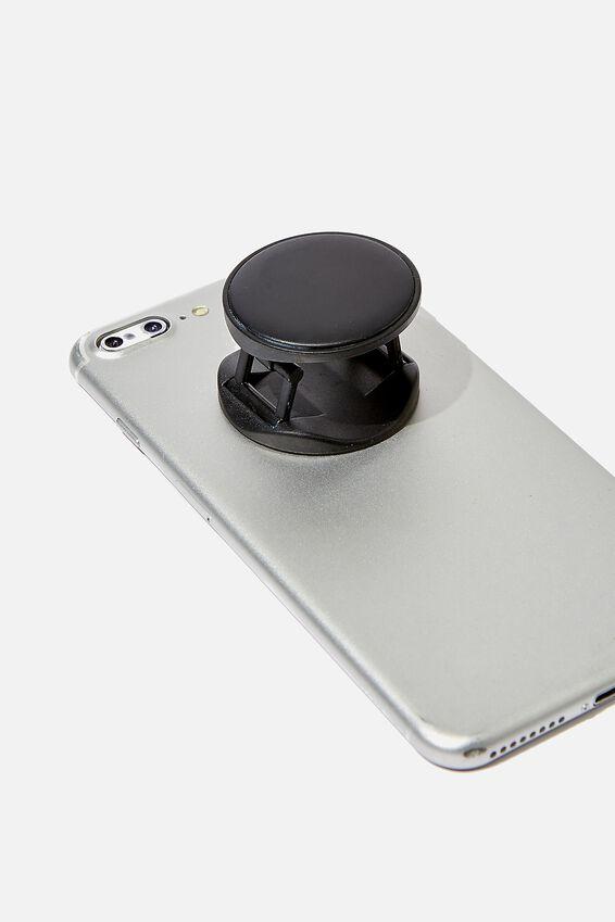 Phone Grip, MATTE BLACK