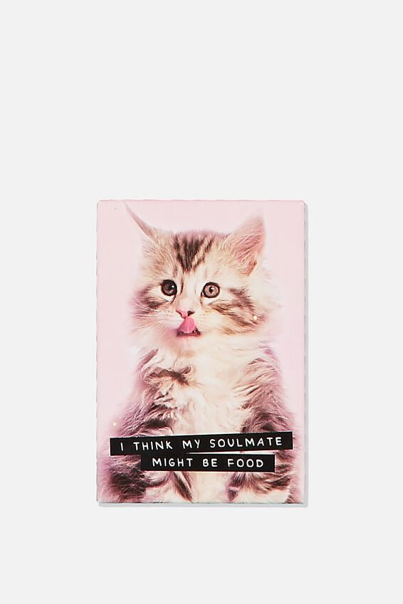 Quirky Magnets, KITTY SOULMATE