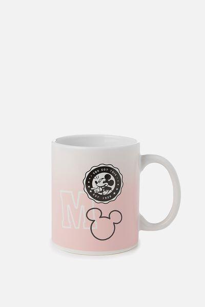 Anytime Mug, LCN MICKEY BADGE