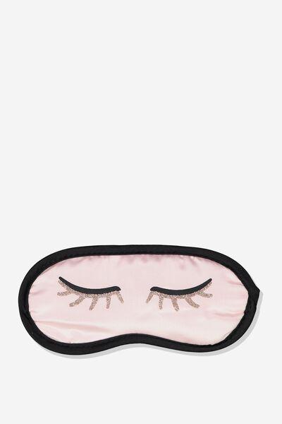 Easy On The Eye Sleep Mask, PRETTY LASHES