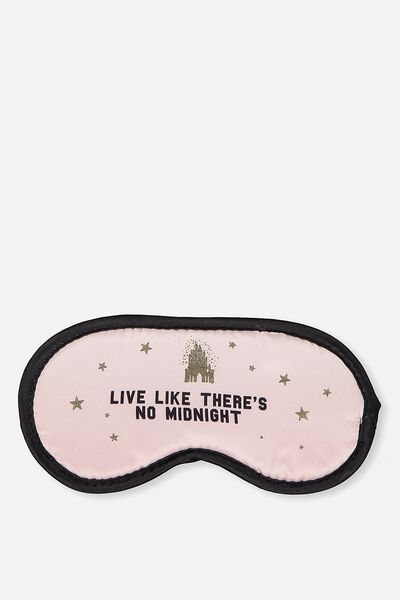 Premium Eye Mask, LCN LIVE LIKE THERES NO MIDNIGHT