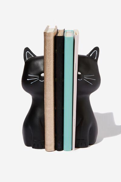 Novelty Bookends, BLACK CAT