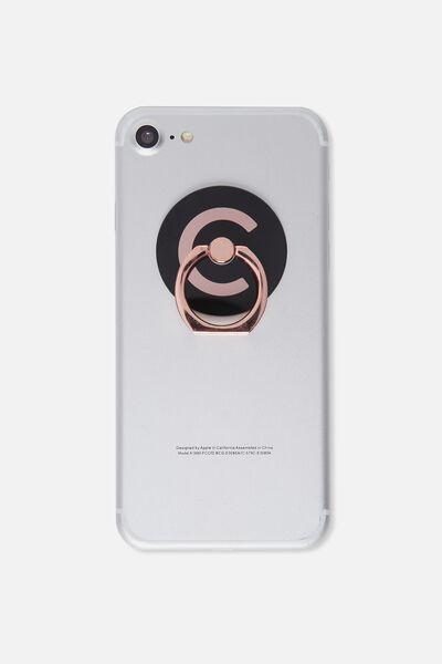 Phone Rings, C ROSE GOLD