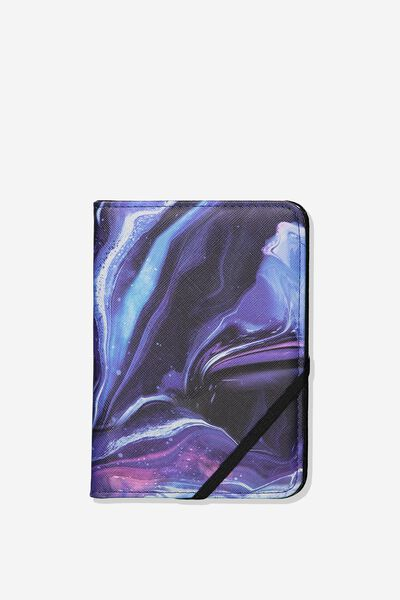 Rfid Passport Holder, MOON MARBLE