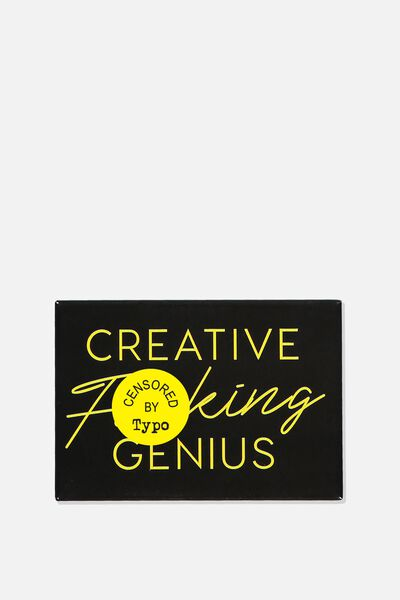 Quirky Magnets, CREATIVE F*CKING GENIUS!!