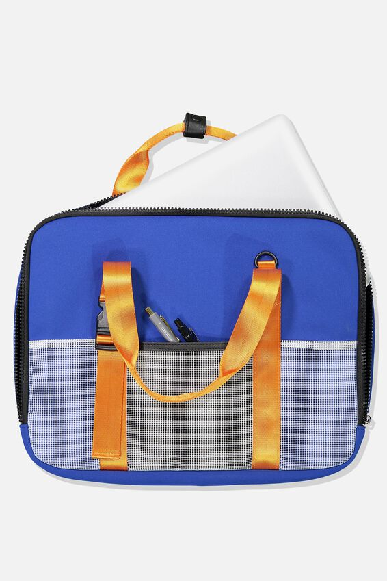 Metro Laptop Bag 15 Inch, BLUE