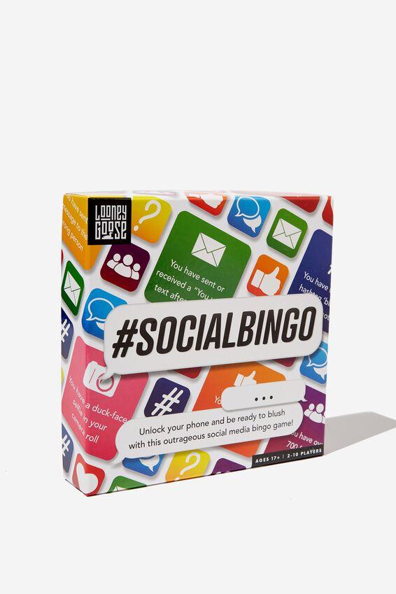 Social Bingo, ASSORTED