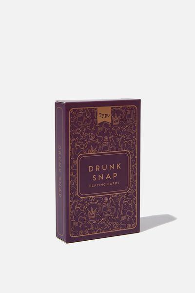 Pocket Party Games, DRUNK SNAP!