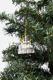 Disney Christmas Ornament, LCN DIS PRINCESS CASTLE