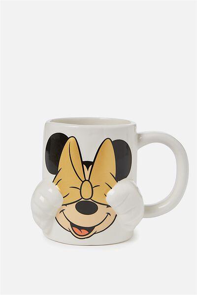 Novelty Shaped Mug, LCN MINNIE