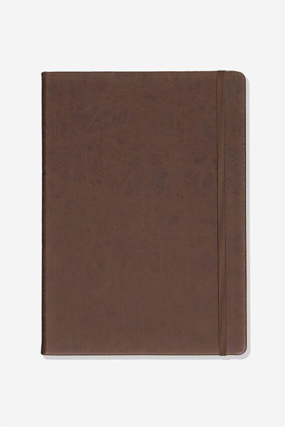 A4 Blank Buffalo Journal,