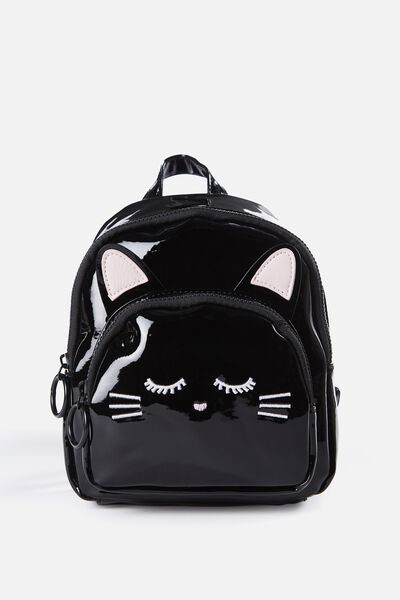 Mini Madrid Backpack, NOVELTY CAT