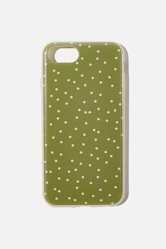 Protective Phone Case 6, 7, 8, SE, MICRO DAISY TUSSOCK