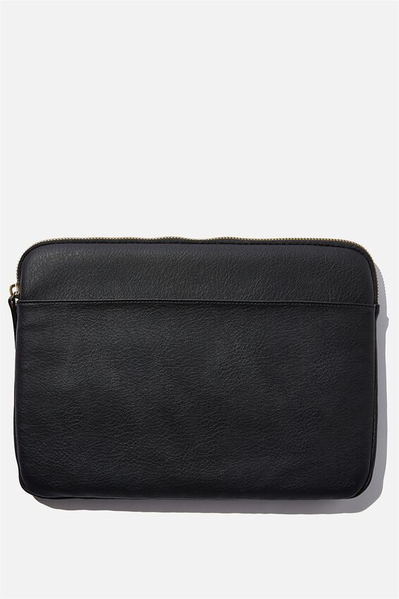 Core Laptop Cover 13 Inch, JETT BLACK