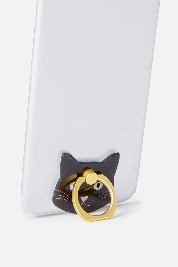 Phone Rings, BLACK CAT
