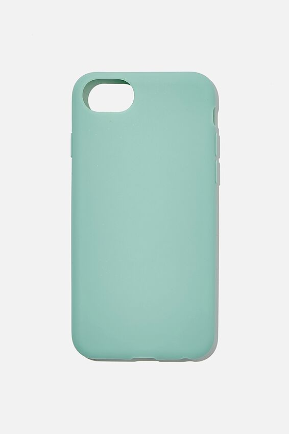 Slimline Recycled Phone Case Iphone 6,7,8, SOFT MOSS