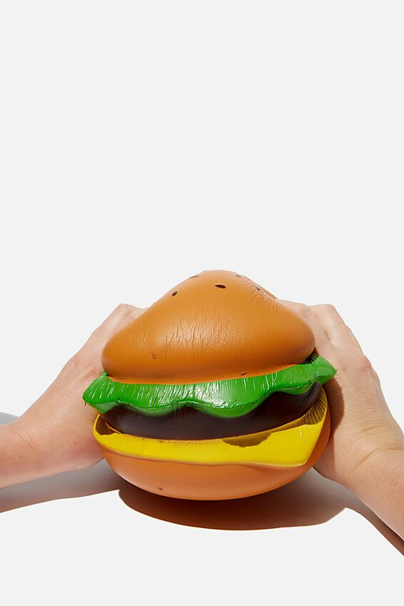 Jumbo Squishy, HAMBURGER