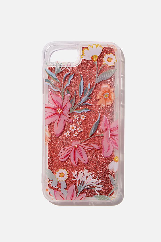 Shake It Phone Case Universal 6,7,8, GARDEN PARTY FLORAL