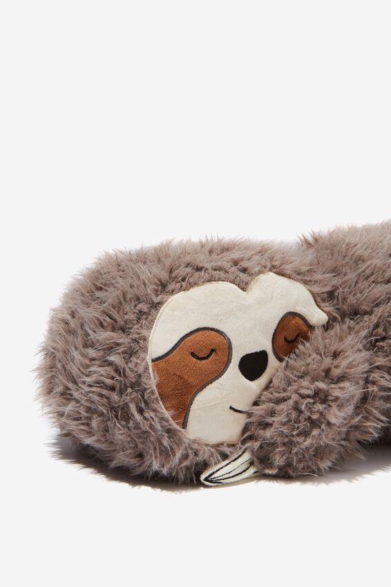 Cushy Cushion, SLEEPING SLOTH