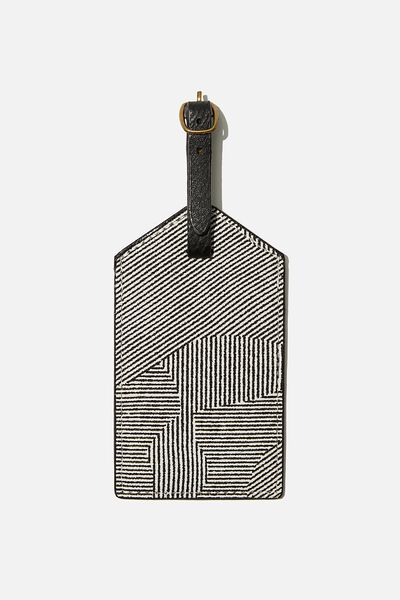 Bag Tag, SPLICE LINES