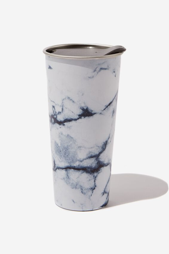 The Sipper Travel Mug, MARBLE