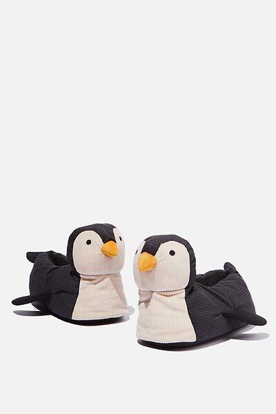 Novelty Slippers, PENGUIN