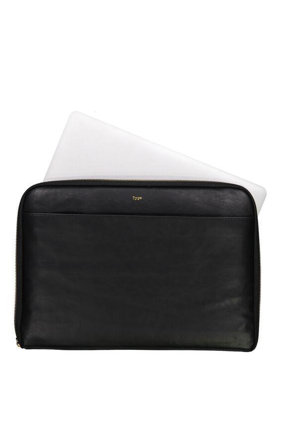 Buffalo 15 Inch Laptop Cover, BLACK