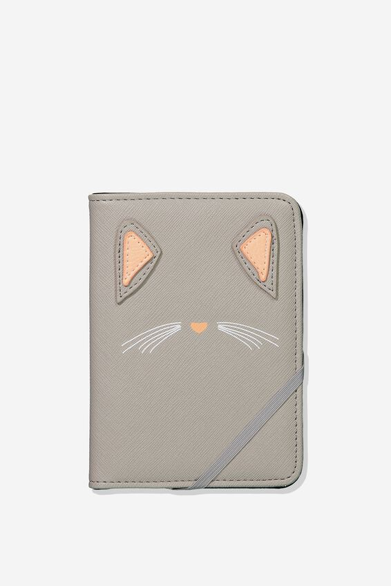 Rfid Passport Holder, NOVELTY CAT