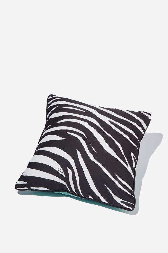 Square Cushy Cushion, STAYING HERE