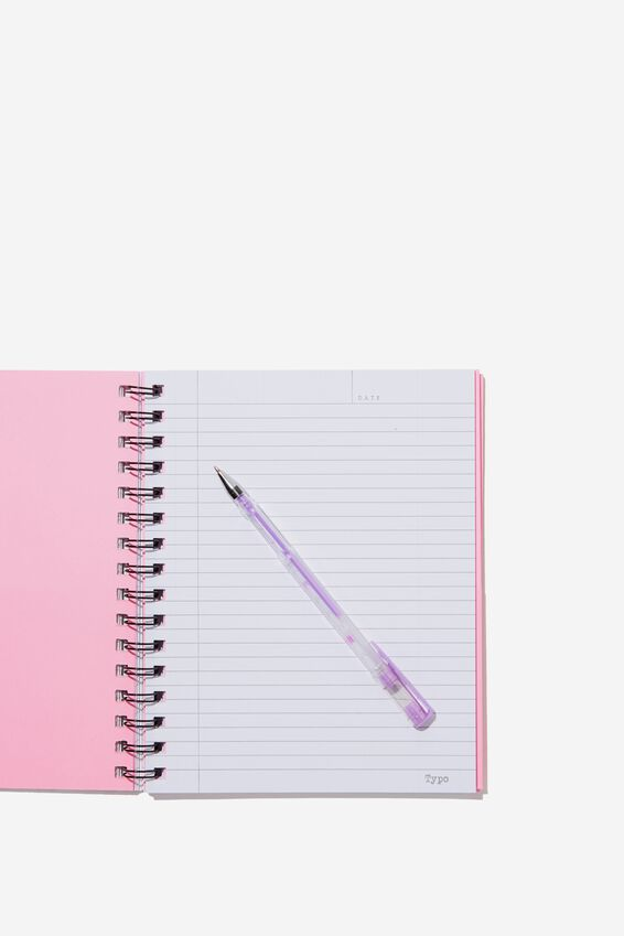 A5 Campus Notebook, TERRAZZO SPLICE