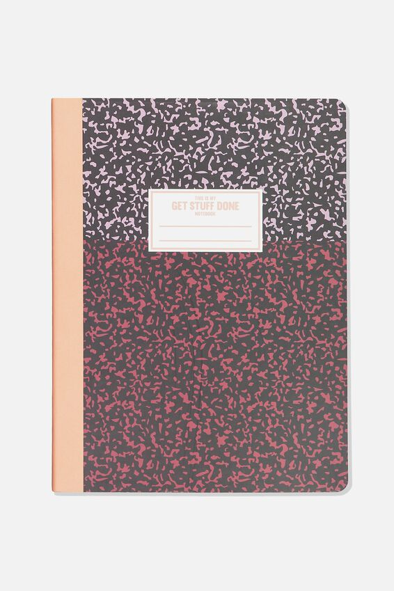 Compo Notebook, MAROON