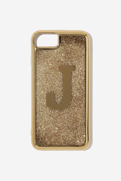 Shake It Phone Case Universal 6,7,8, GOLD J
