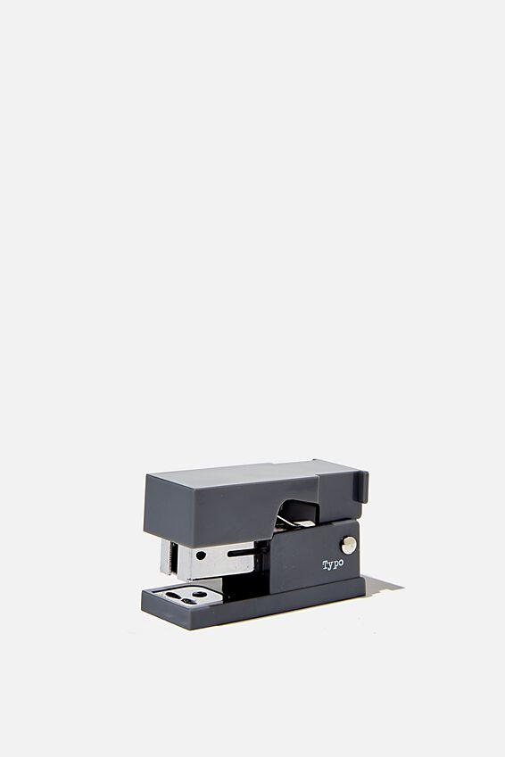 Mini Stapler, WELSH SLATE