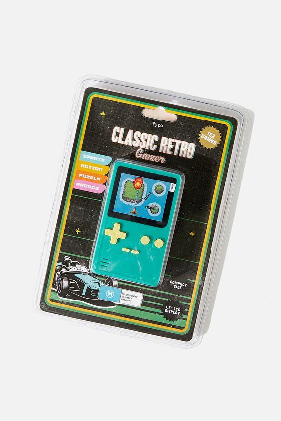 Classic Retro Gamer, GREEN