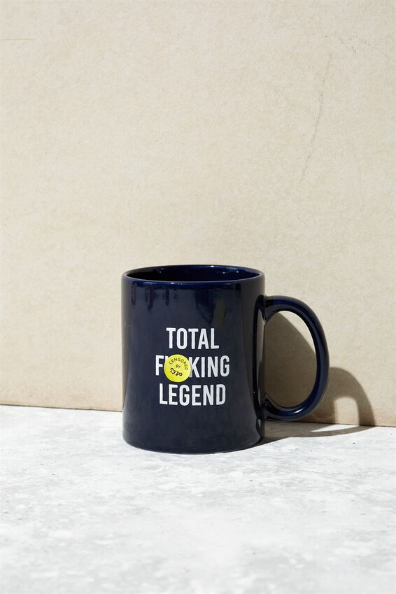 Anytime Mug, F!!CKING LEGEND