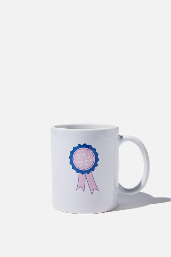 Limited Edition Anytime Mug, ISO HAIR
