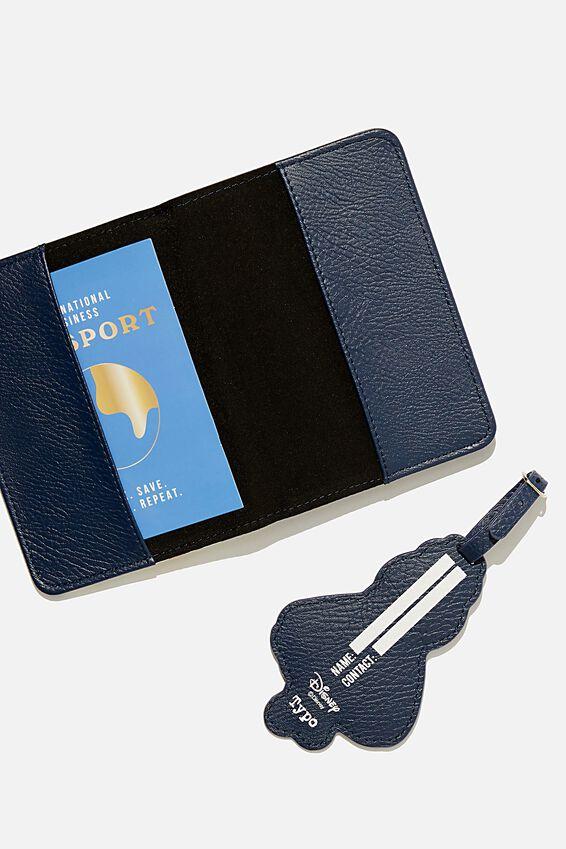 Disney RFID Passport & Luggage Tag Set, LCN DIS CL ALICE WONDERLAND SET