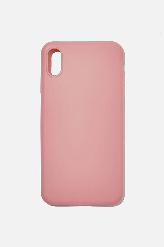 Slimline Recycled Phone Case Iphone Xs Max, DUSTY ROSE