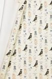 Roll Wrapping Paper, DOG TYPES