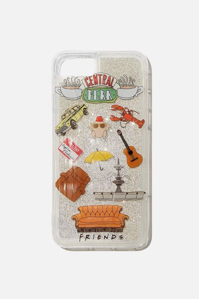 Shake It Phone Case Universal 6,7,8, LCN WB FRIENDS ILLUSTRATIONS