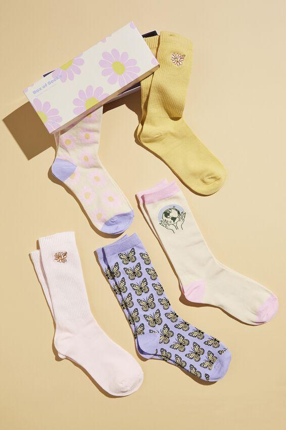 Box Of Socks, FLOWER GIRL